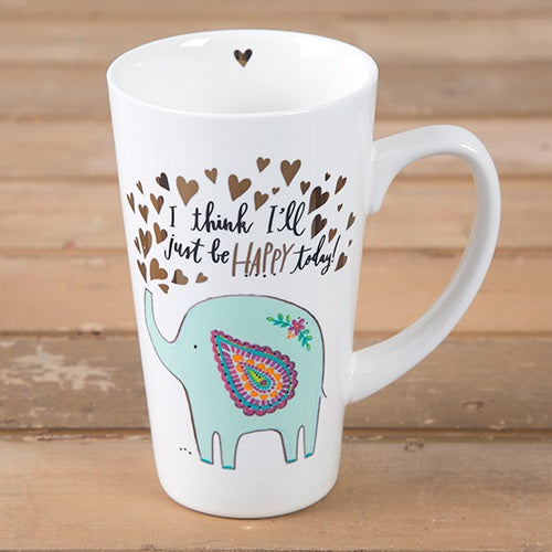 Latte Mug - C&S Elephant