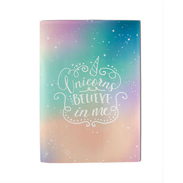 Harper Bee Book Cover A4 - Pastel Galaxy Tutti Frutti