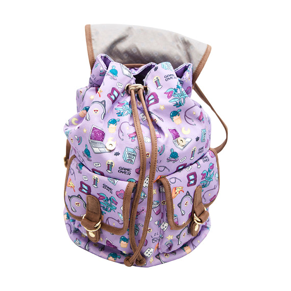 Harper Bee Backpack - Personality Geek