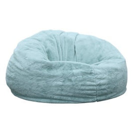 Harper Bee Cushion - Fluffy Aqua