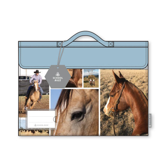 Library Bag - Country Horse