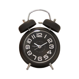 Harper Bee Clock - Matte Black