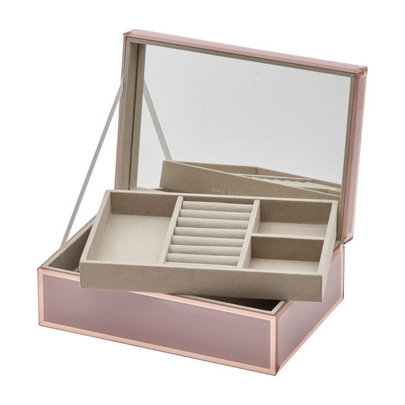 Ellie Dustry Rose Large Jewellery Box