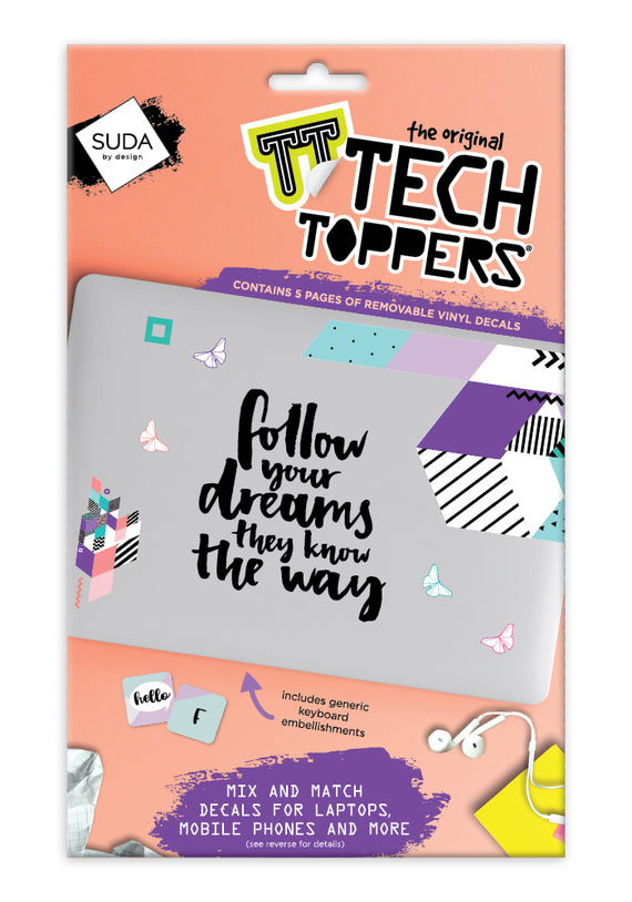 Tech Toppers - Follow your Dreams