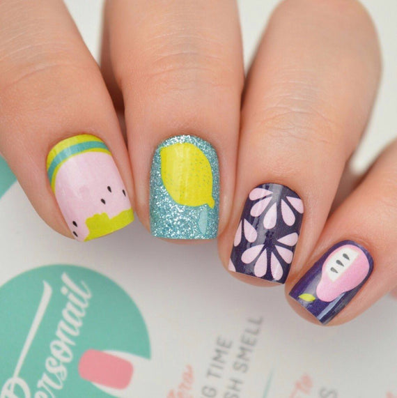 Nail Wraps - Fruits