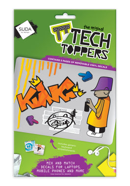 Tech Toppers - Graffiti