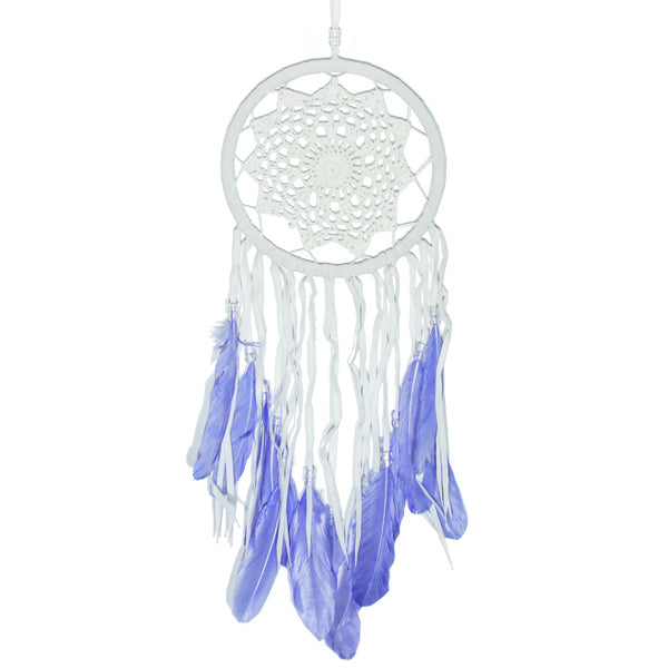 Dreamcatcher - 16cm Purple
