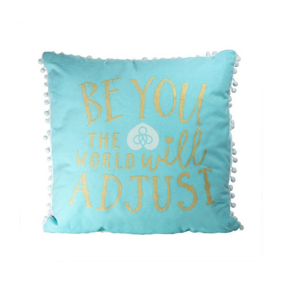 Harper Bee Throw Cushion - Quotes