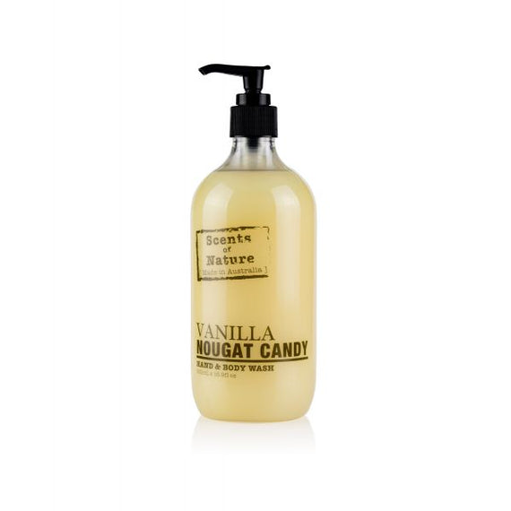 Body Wash - Vanilla Nougat Candy