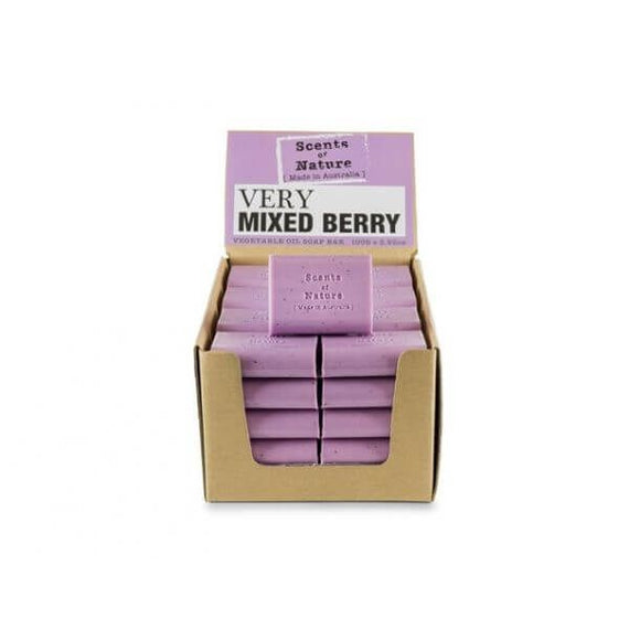 Soap - Very Mixed Berry