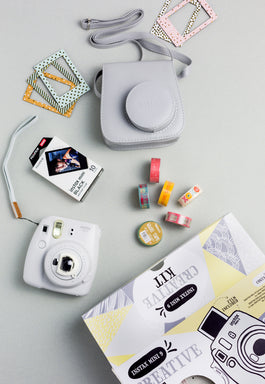 Instax - Smoky White Stories Bundle