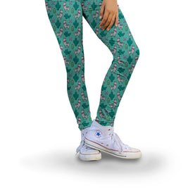Harper Bee Leggings - Pastel Galaxy