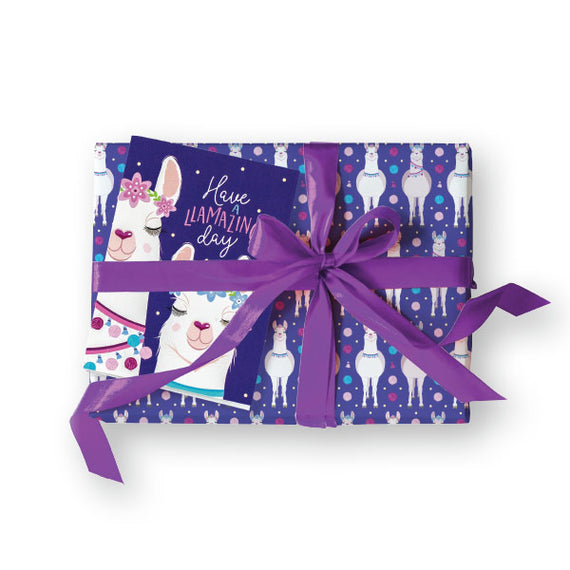 Gift Wrapping - wrapping paper and ribbon