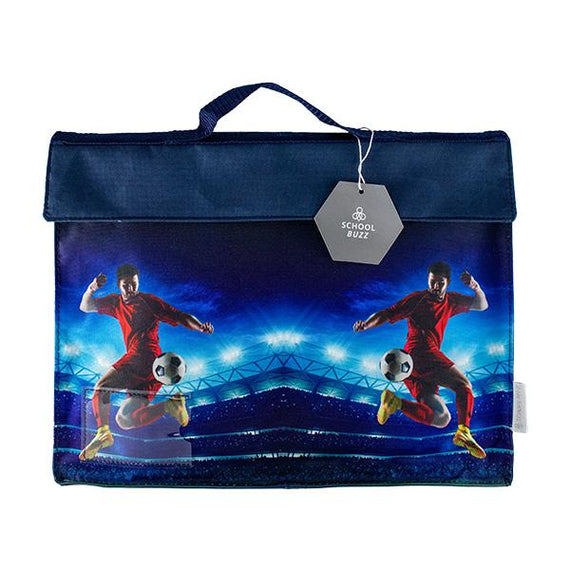Library Bag - Soccer Star