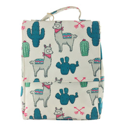 Harper Bee Lunch Bag - Llama
