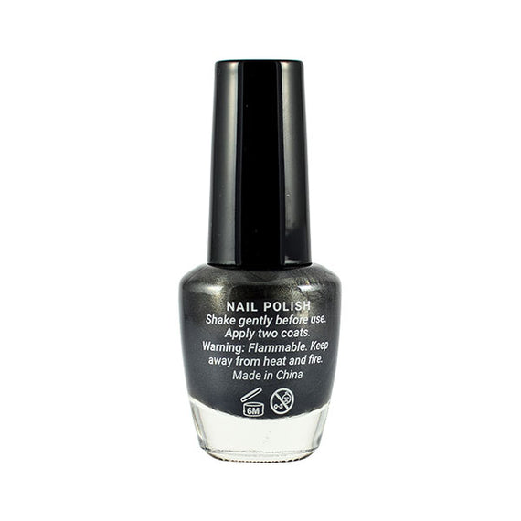 Harper Bee Nail Polish - Black (Black as my Soul)