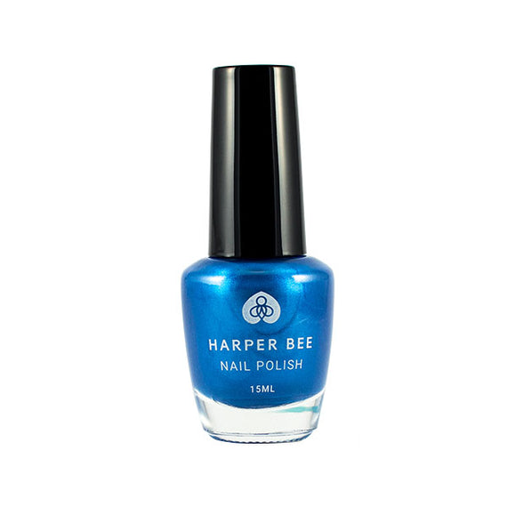 Harper Bee Nail Polish - Dark Blue (Blue Me Away)
