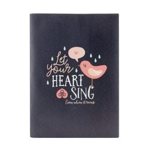 Book Cover A4 - Beastie Heart Sing
