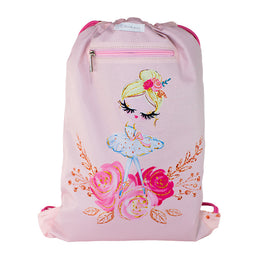 Swim Bag - Pink Ballerina