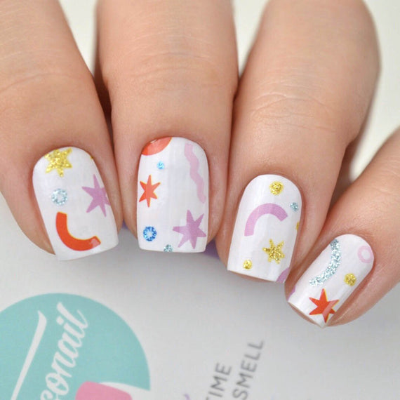 Nail Wraps - Shapes