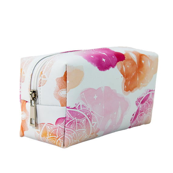 Harper Bee Fashion Pencil Case - Boho Waterocolour