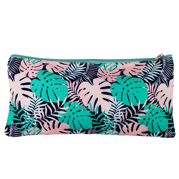 2 Zip Pencil Cases - Botanical Bliss