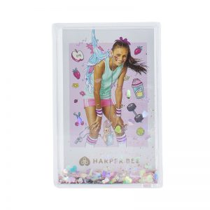 Harper Bee Sparkle Photo Frame Small - Pink