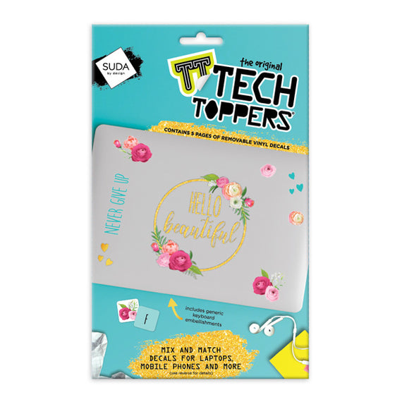 Tech Toppers - Hello Beautiful