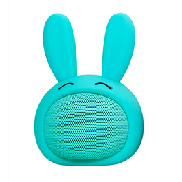 Harper Bee Bluetooth Speakers Rabbit - Aqua
