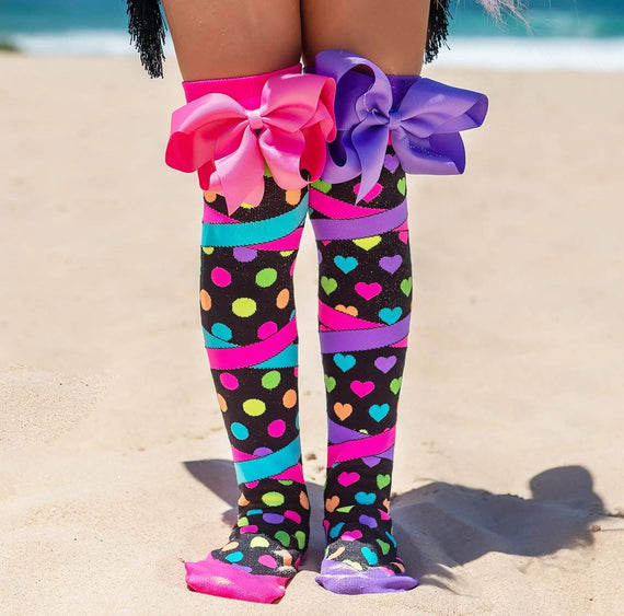 Madmia Socks Bow-Tiful Ballet
