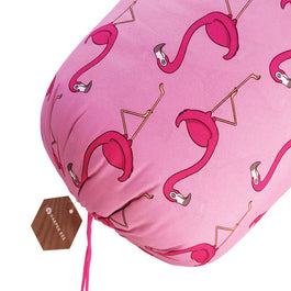 Harper Bee Sleeping Bag - Flamingo