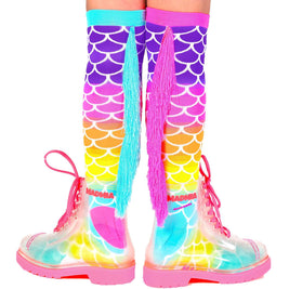Madmia Socks Flying Unicorns