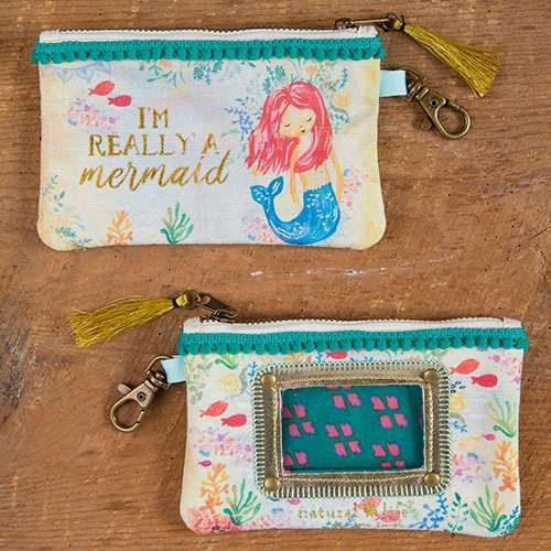 ID Pouch - Really a Mermaid