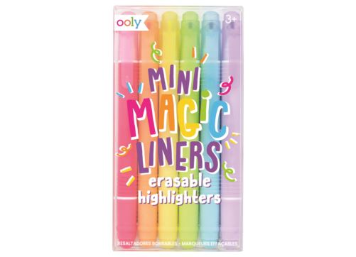Erasable Markers - Mini Magic