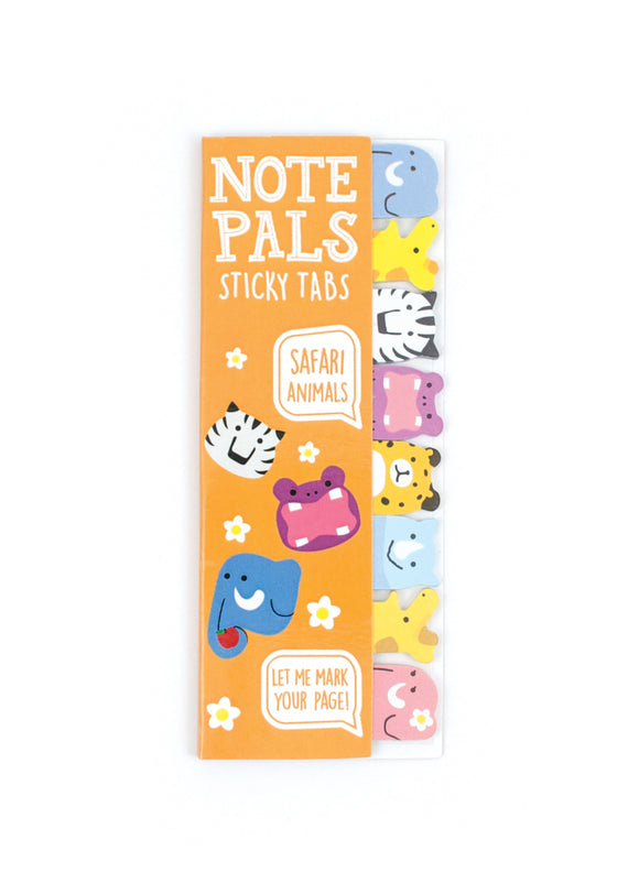 Note Pals - Safari Animals