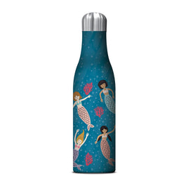 Stainless Steel Water Bottle - Medium Mermaid Tales