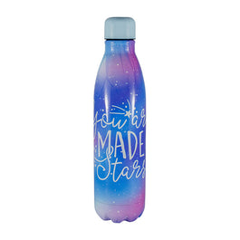 Harper Bee Stainless Steel Water Bottle - Pastel Galaxy Sky