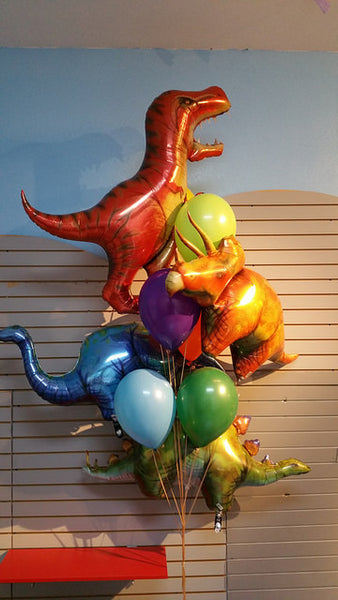 Dino-mite Balloon Bouquet