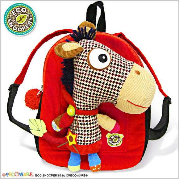 Pecoware Eco Snoopers Pony Backpack