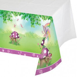 Party Pack:  Fancy Fairy Table Cover