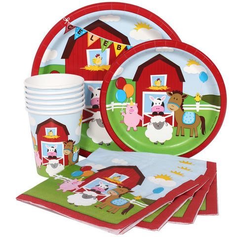 Party Pack:  Farmhouse Fun
