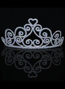 Heart Sparkle Tiara