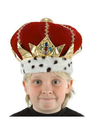 King Hat in Red