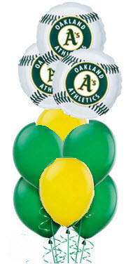 Oakland A's Bouquet