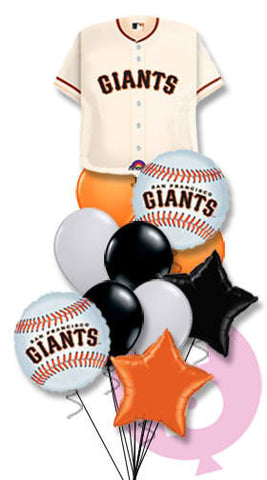 SF Giants Bouquet