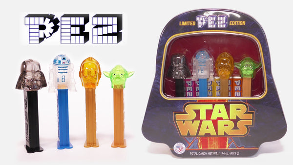 Darth Vader Pez Limited Edition Star Wars