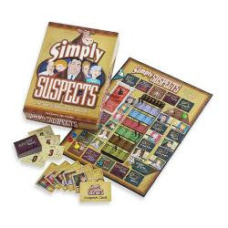 Simply Suspects Game