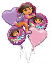 Dora Birthday Bouquet