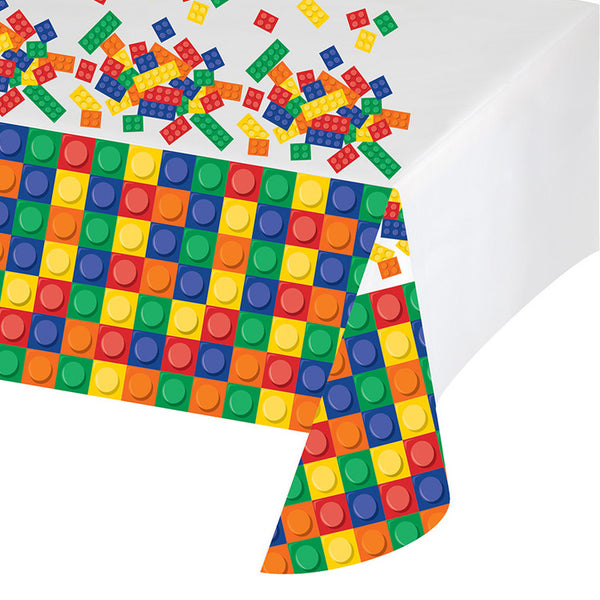 Party Pack:  Block Party Table Cover