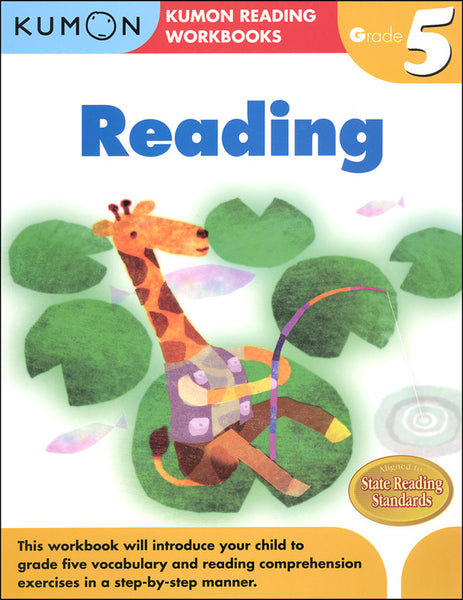 Kumon Grade 5 Reading